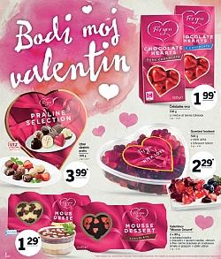 Lidl katalog Valentinovo od 04. 02.