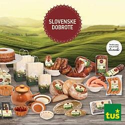 Tuš katalog Slovenske dobrote