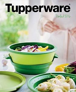 Tupperware katalog Pomlad 2016