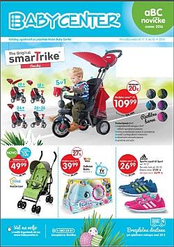 Baby Center katalog marec 2016