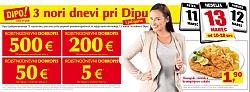 Dipo katalog 3 nori dnevi Ljubljana