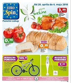 Eurospin katalog do 04. 05.