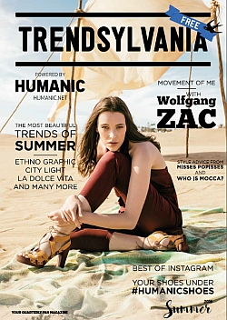 Humanic katalog Poletje 2016