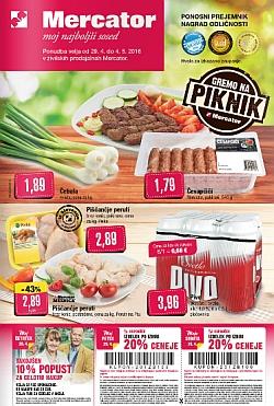 Mercator katalog Piknik do 04. 05.