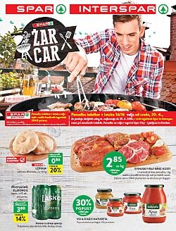Spar in Interspar katalog do 25. 04.