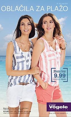 Charles Vogele katalog Oblačila za plažo
