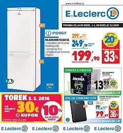 E Leclerc katalog Maribor do 15. 05.