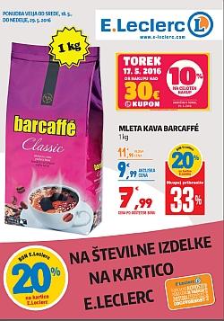 E Leclerc katalog Maribor do 29. 03.