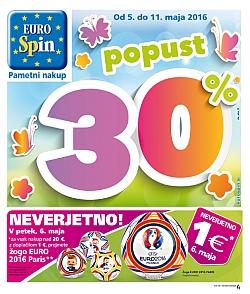 Eurospin katalog do 11. 05.