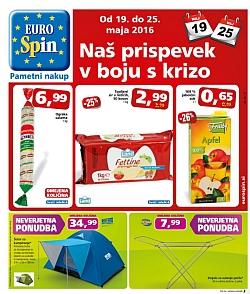 Eurospin katalog do 25. 05.