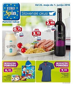 Eurospin katalog do 01. 06.