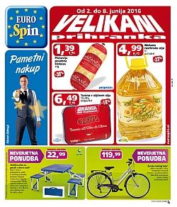 Eurospin katalog do 08. 06.