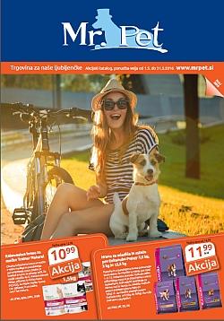 Mr Pet katalog maj 2016