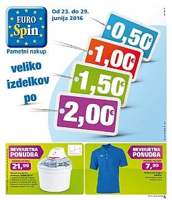 Eurospin katalog do 29. 06.