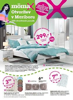 Momax katalog Otvoritev v Mariboru do 30. 06.