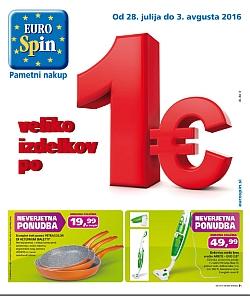 Eurospin katalog do 03. 08.