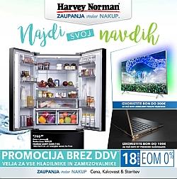 Harvey Norman katalog Najdi svoj navdih