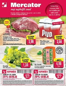 Mercator katalog do 03. 08.
