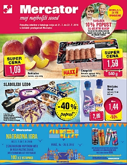 Mercator katalog do 27. 07.