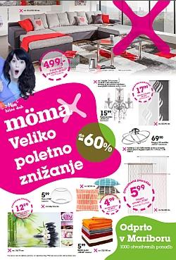 Momax katalog Veliko poletno znižanje Maribor