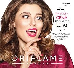 Oriflame katalog 11 2016