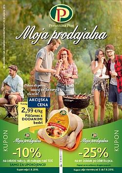 Perutnina Ptuj katalog avgust 2016