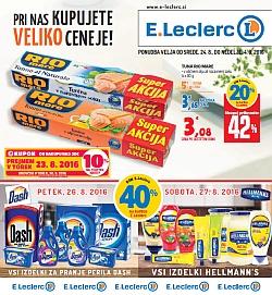 E Leclerc katalog do 04. 09.