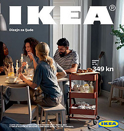 IKEA katalog Hrvaška 2017