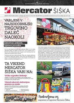Mercator katalog Šiška do 14. 09.