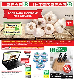 Spar in Interspar katalog do 30. 08.