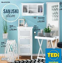 TEDI katalog Sanjski dom