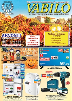 Akvonij katalog do 13. 10.
