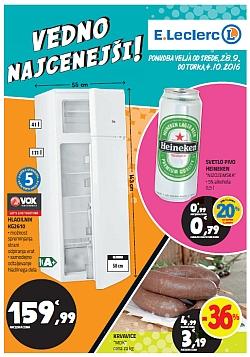 E Leclerc katalog Maribor do 04. 10.