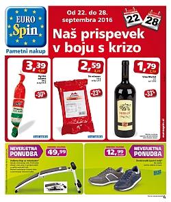 Eurospin katalog do 28. 09.