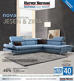 Harvey Norman katalog Jesen – zima 2016