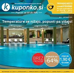Kuponko katalog september 2016