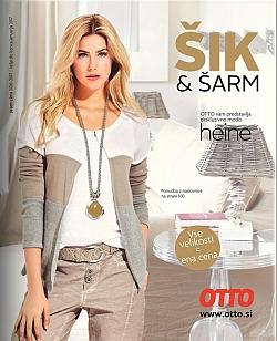 OTTO katalog Šik&Šarm jesen – zima 2016/17