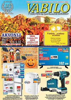 Akvonij katalog do 27. 10.