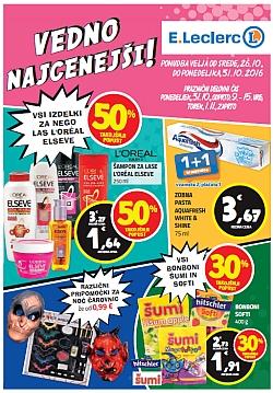 E Leclerc katalog Maribor do 31. 10.