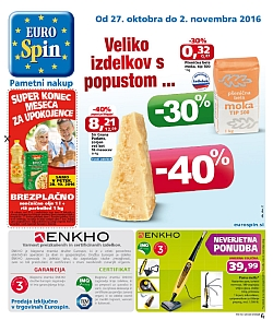 Eurospin katalog do 02. 11.