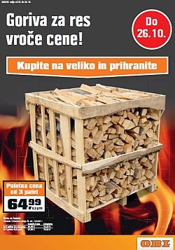 OBI katalog Kurilna sredstva do 26. 10.