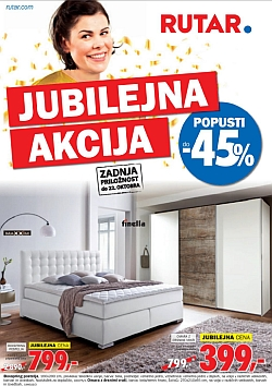 Rutar katalog Jubilejna akcija Maribor