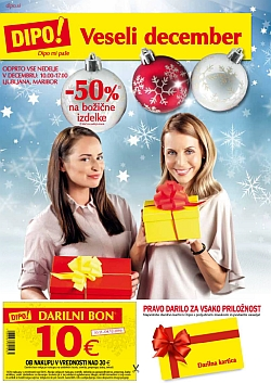 Dipo katalog Veseli december do 04. 12.