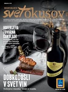 Hofer katalog Svet okusov december 2016
