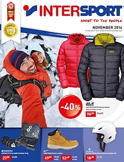 Intersport katalog november 2016