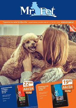 Mr Pet katalog november 2016