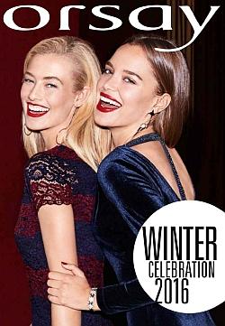 Orsay katalog Zimsko praznovanje 2016