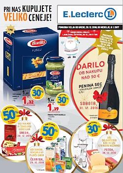 E Leclerc katalog Maribor do 08. 01.