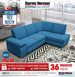 Harvey Norman katalog do 13. 12.