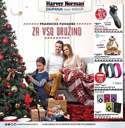 Harvey Norman katalog Praznične ponudbe